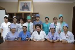 старшие медсестры